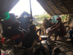 Porters and guides, a great crew