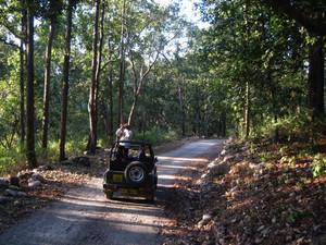 Corbett jeep trip