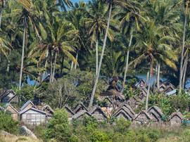 Coastal Village in the southeast