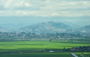 Antananarivo - the capital