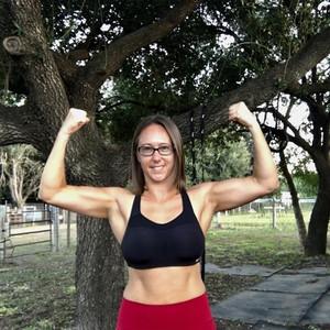Tiffany Kersten, nature ninja!