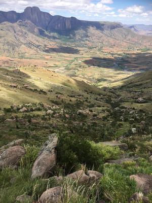 Tsaranoro Valley, from Andringitra