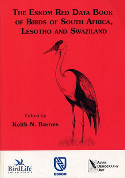 Red Data Book of South African Birds