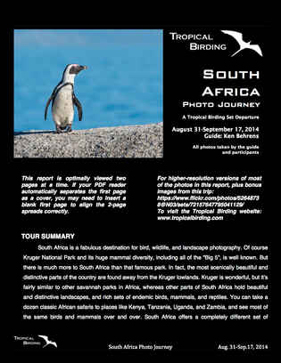 South Africa Phototour
