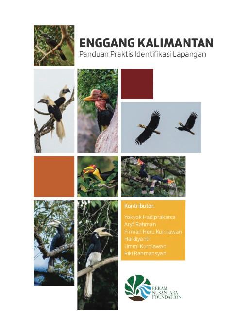 Enggang Kalimantan: Panduan Praktis Identifikasi Lapangan (Practical Field Guide Book for Borneo/Kalimantan Hornbill Identification)