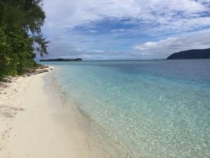 Merpati Island, West Papua