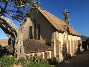 Fianarantsoa old church