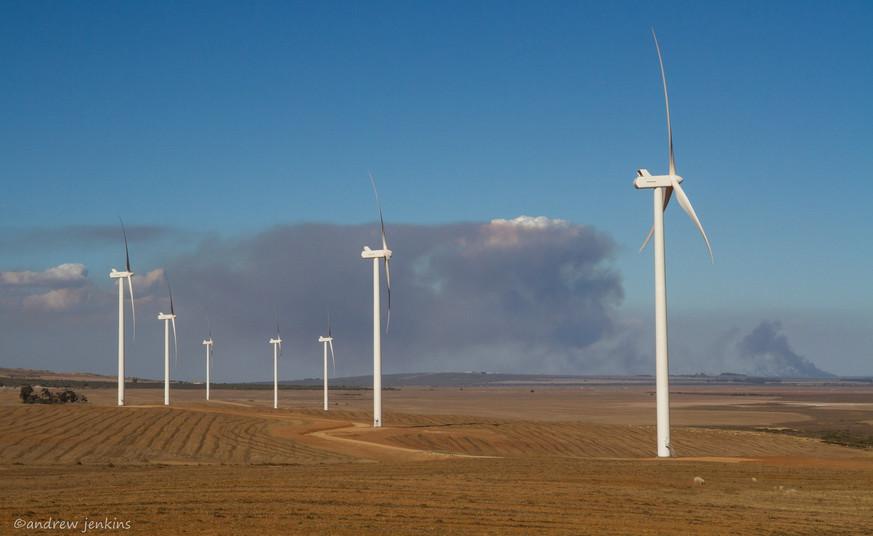 Wind Farm in South Africa: 2015-2016
