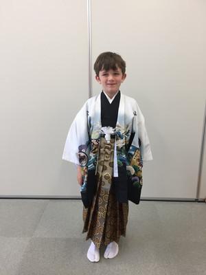 Felix turning Japanese