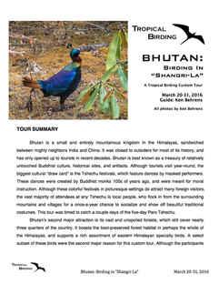 Bhutan Custom