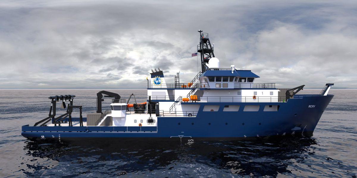 Numerous Ocean Related Surveys
