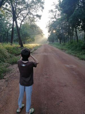 Birding Huai Kaeng Kha