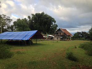 Kitanglad camp