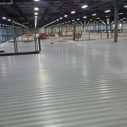 50,000 square foot 3 story Mezz