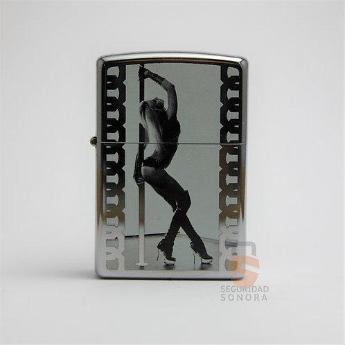 Zippo Pole dancer