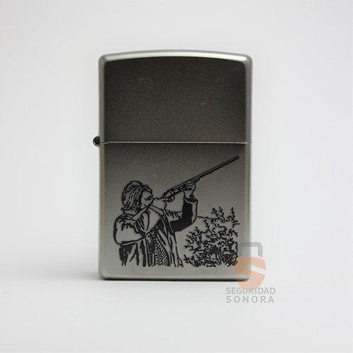 Zippo hombre rifle