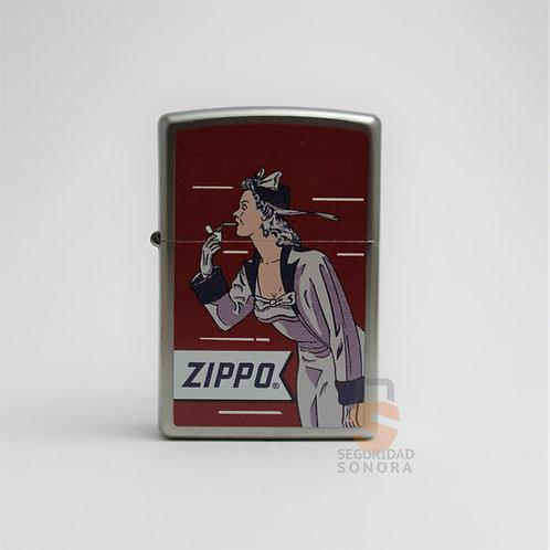 Zippo windy girl