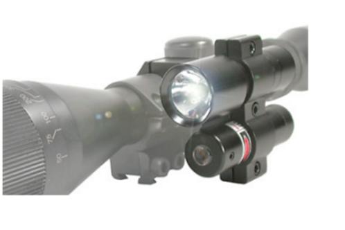 CenterPoint Universal Kit de Laser y Linterna
