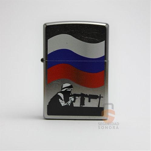 Zippo Soldado ruso