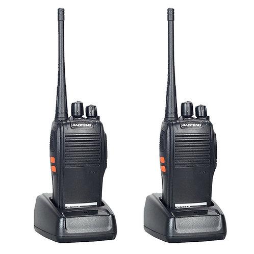 Paquete 2 Radios Intercomunicadores
