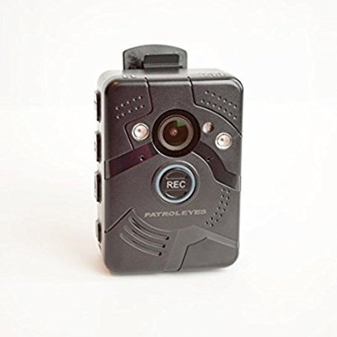 Camara Corporal Policiaca Patrol Eyes HD Elite 64 GB