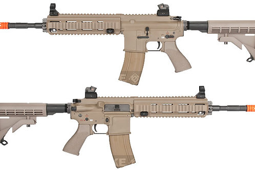 WE - AR15 Mod HK419 Full metal Blowback - Color Desierto TAN