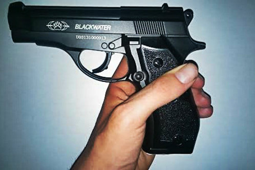 Makarov Blackwater