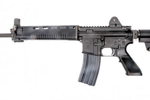WE - AR15 T91 Full metal Blowback