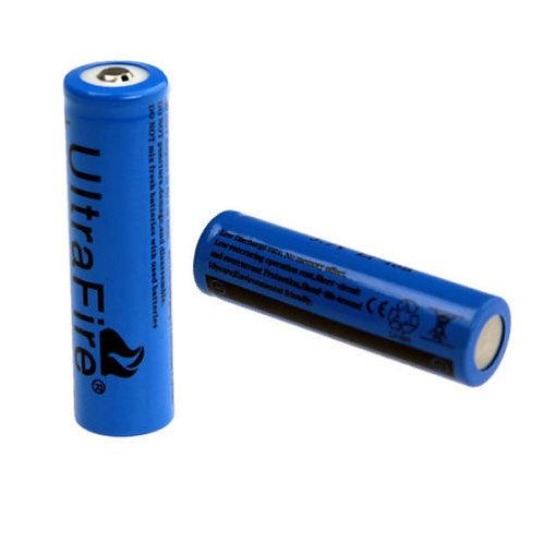 Batería 18650 Recargable 5000 maH