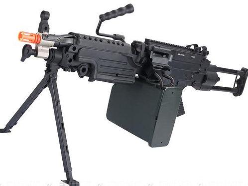 M249 de A&K Rifle AEG Metal