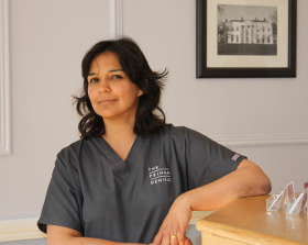 Dr Sarveen Mann