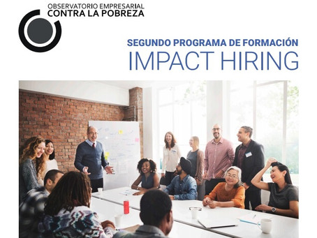 Programa de Formación en Impact Hiring