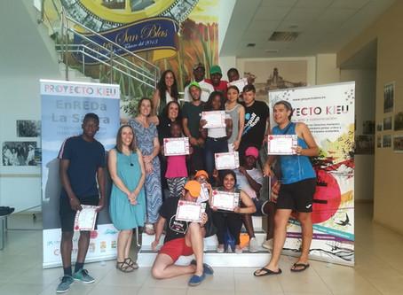 EnREDa Challenge, el concurso que retó a los jóvenes de La Sagra a construir su futuro