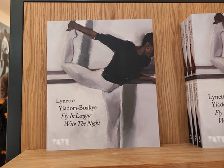 Composites and riddles:  Lynette Yiadom-Boakye at Tate Britain