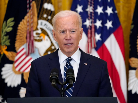 Changing the paradigm:  Joe Biden's first press conference as POTUS.