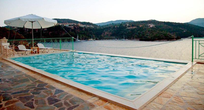 Meganisi Blue Villa 12