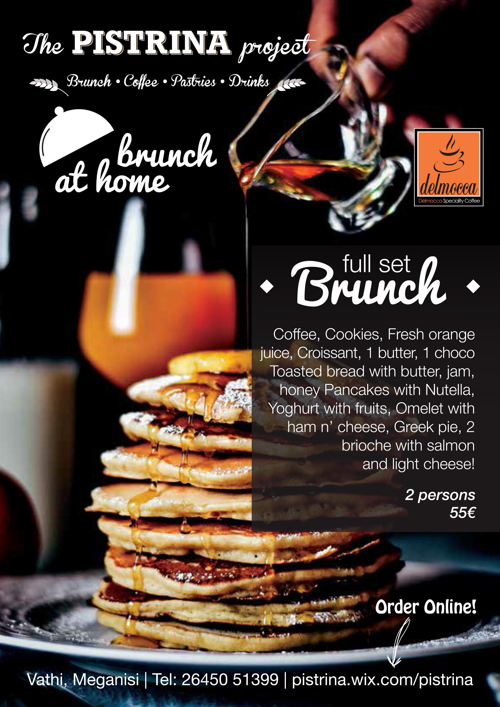 The Pistrina Project - Brunch at home 2