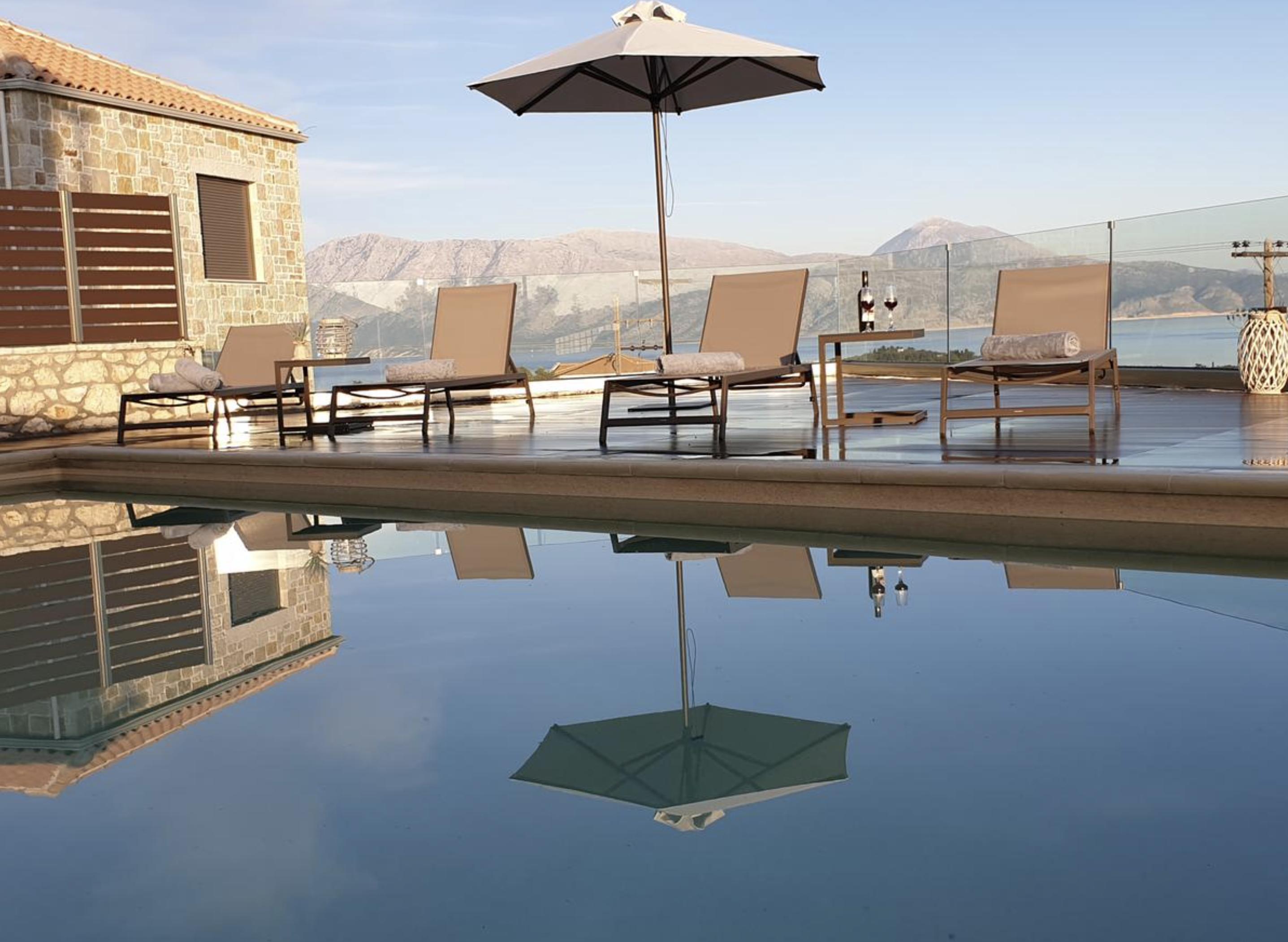 Twin Villas pool