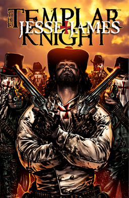 The Templar Knight: Jesse James