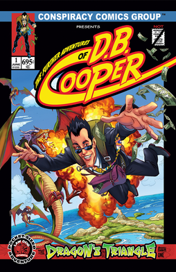 The Further Adventures of D.B. Cooper