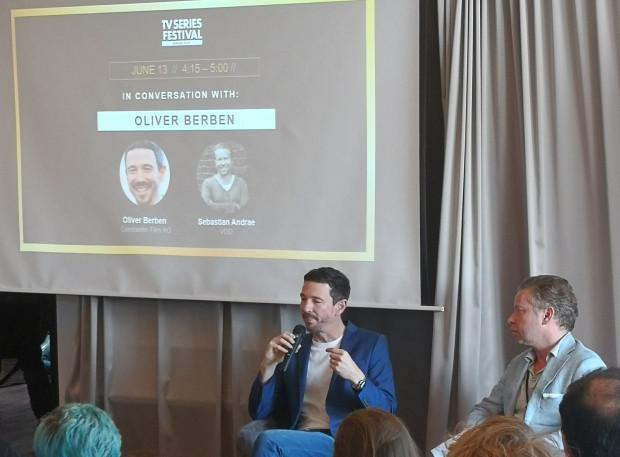 TV Series Festival in Berlin: Wenn Streamen belohnt wird