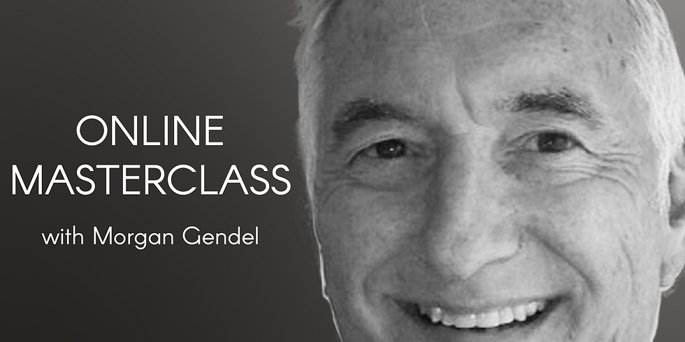 """3 Days ONLINE MASTERCLASS: """"Building Your Story World"""""""