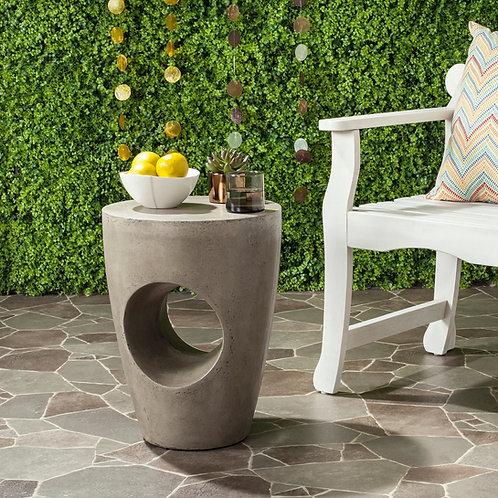 Concrete Indoor/ Outdoor Accent Table