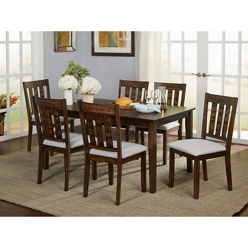 Simple Living Olin Barn Wood Dining Set