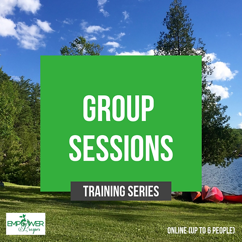 ETP- Group Training Series - Online