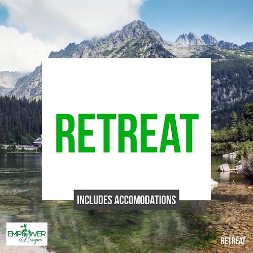 ETP - Retreat at Covenant Lake