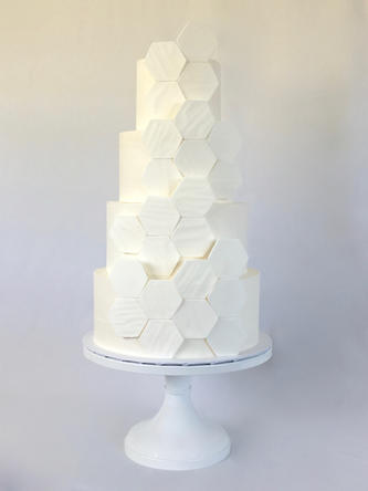MG Hexagon Wedding Cake.jpg