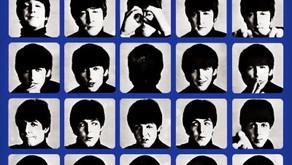 עטיפת האלבום A Hard Day's Night