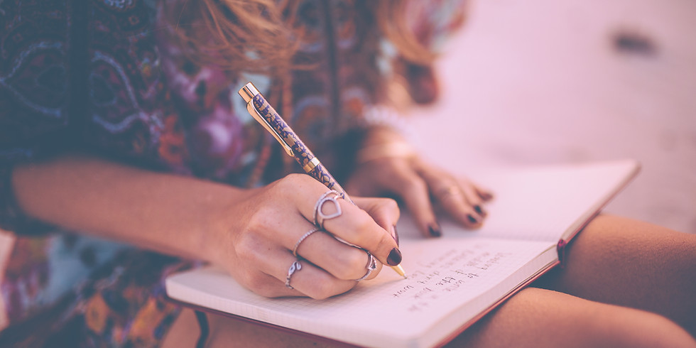 Writing as Ritual: Becoming a Sacred Creator