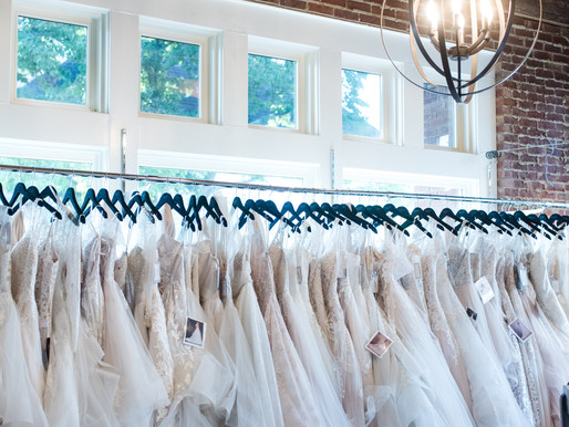 How We're (Still!) Working with Brides to Help Them Find the Dress of Their Dreams!